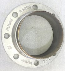TW100 Flange Al / Stainless Steel